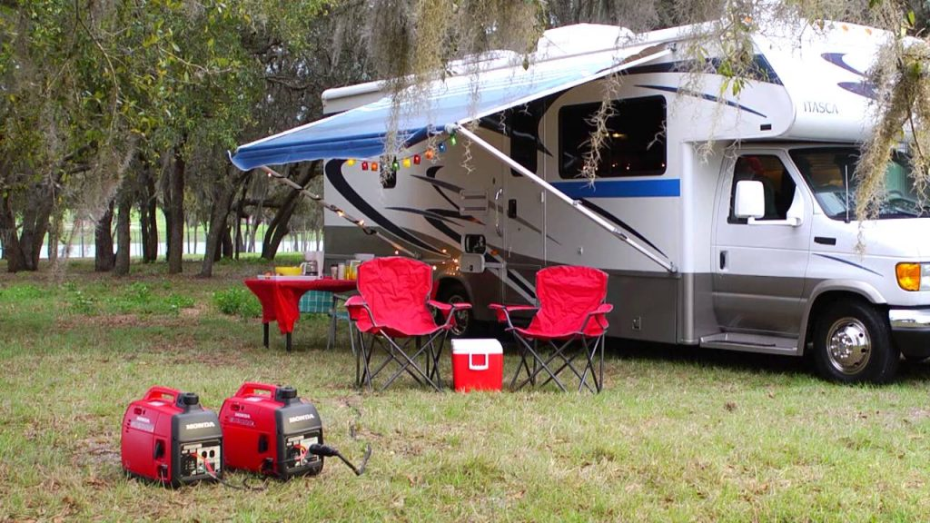 Best Inverter Generators For Travel Trailers