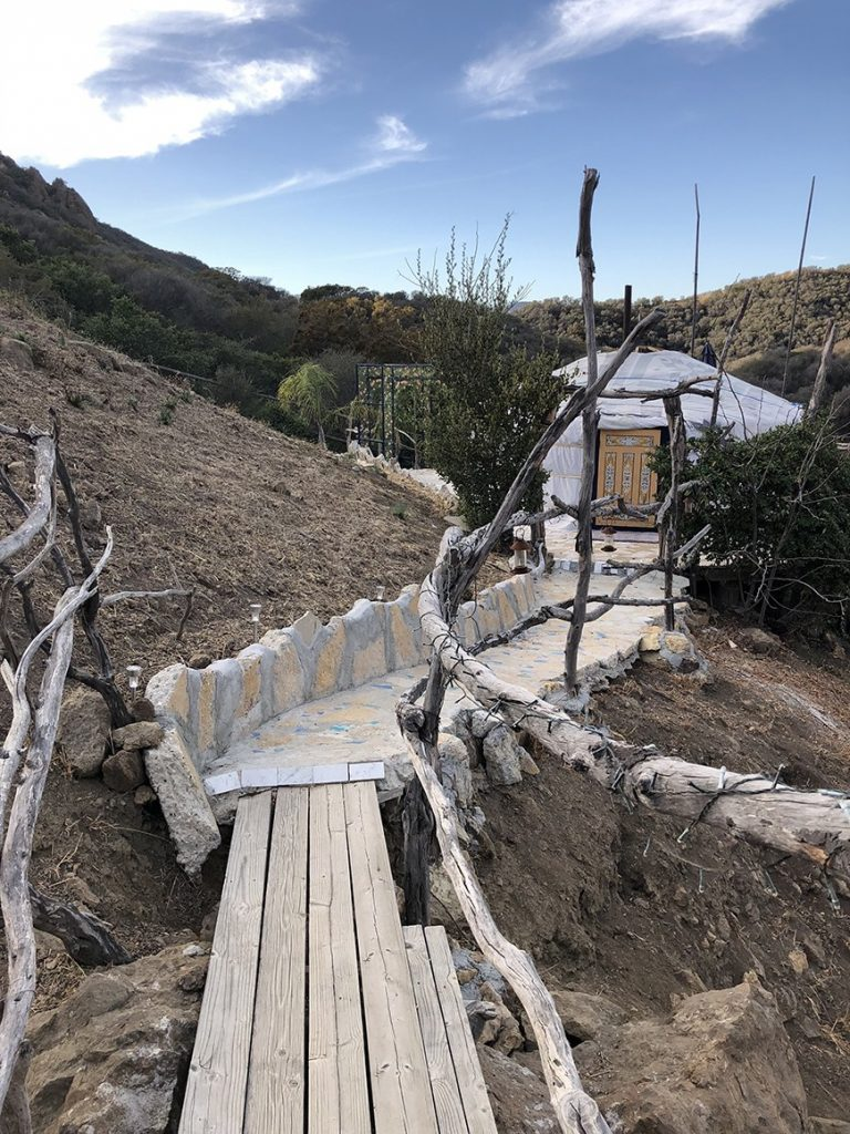 Glamping Malibu Yurt Adventure - Water  Sky  Land