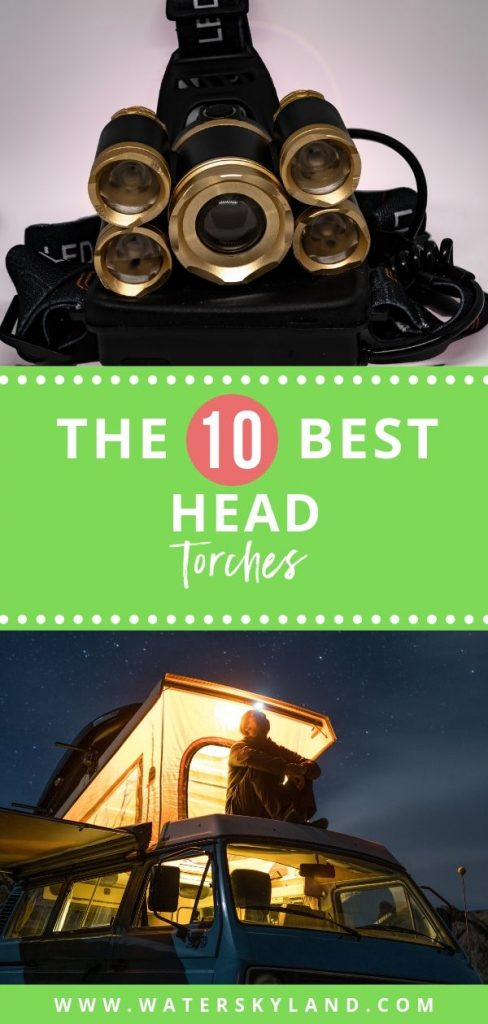 we have provided with a list of only the best head torches for fishing. #fishing #fish #headtorches #fishingtools #outdoors