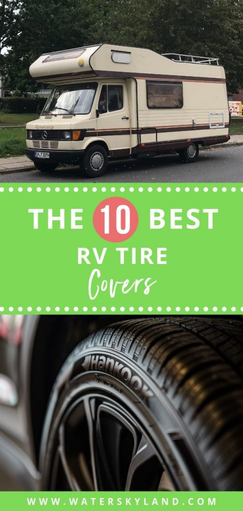 Looking to upgrade the way you keep your spare RV tires safe and protected? Check out the best RV tire covers on the market and see which fits your needs. #rvtires #rvtirecover #rvliving #rvtools #outdoors